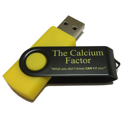 The Calcium Factor Flash Drive