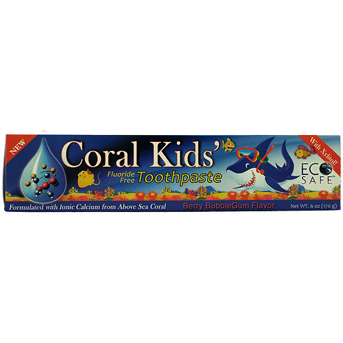 Coral Kids Toothpaste