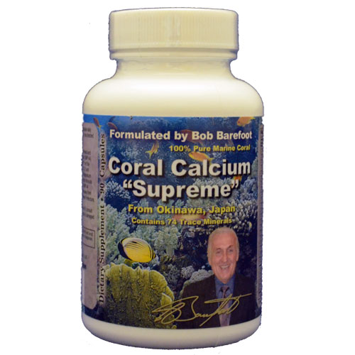 Coral Calcium by Bob Barefoot